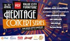 Join Magic 106.3 At The Heritage Concert Series!