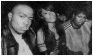 Missy Elliott And Aaliyah