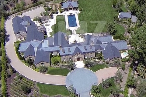 Mr mrs west 20mil dollar estate magic 95 5 fm for Rehausser sa maison prix