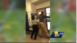 WTH?! Baltimore Teacher Caught on Video Fighting Student! [video]
