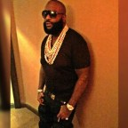 Rapper Rick Ross Shows Off 100 Pound Weight Loss On Instagram! Tells Secret Diet!