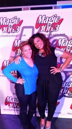 Syleena Johnson At Elite