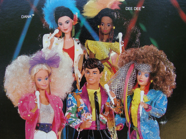 Barbie and the Rockers