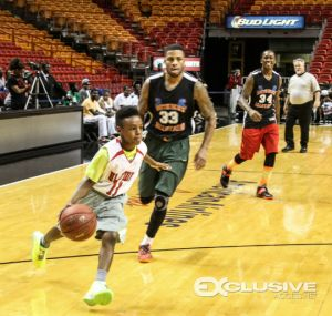 361bcee913556 LeBron s Son Takes After Dad on Court