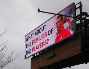 OSU billboard
