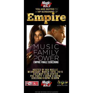 empire finale party