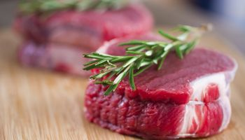 Raw Beef Tenderloin
