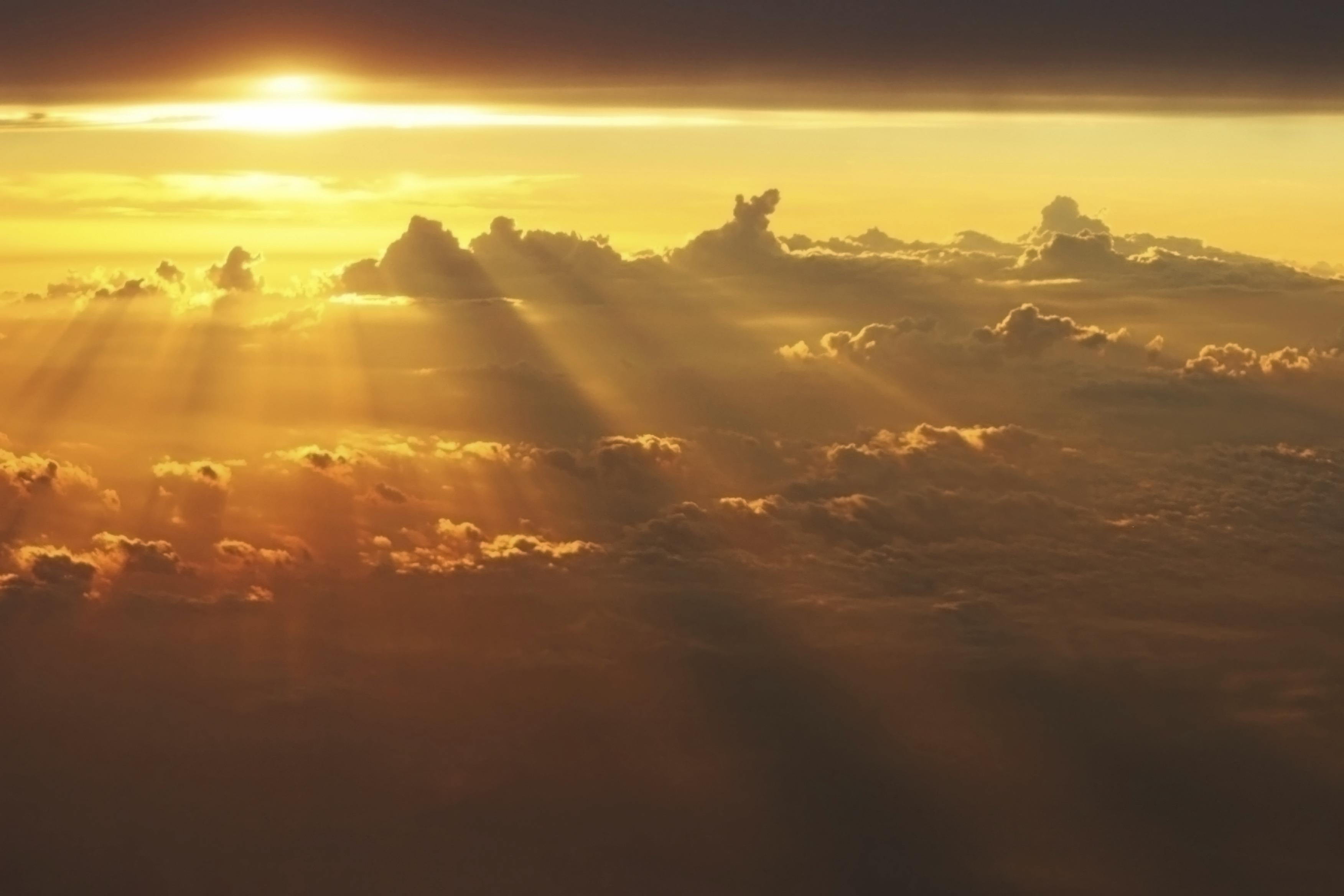 Heavenly Sunset