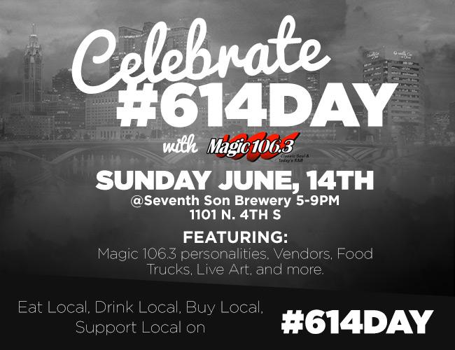 614 Day graphics