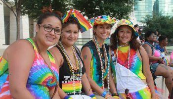Houston LGBT Pride Celebration