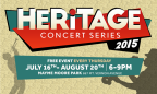 The 17th Annual Heritage Concert Series