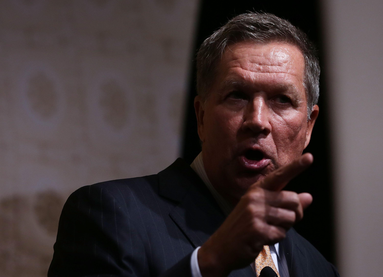Republican Presidential Hopefuls Address Faith And Freedom Summit In D.C.