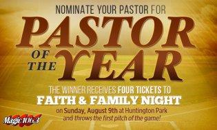 Magic 106.3 Faith & Family Night
