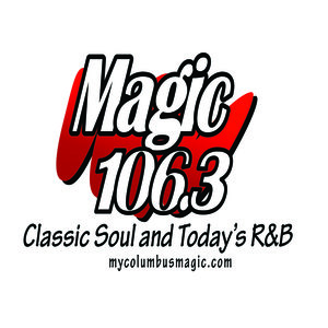 Magic 106.3 Logo