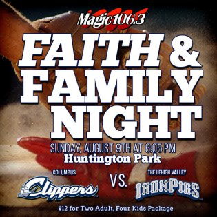 Faith and Family Night