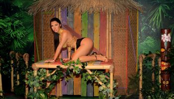 Madame Tussauds unveils the world's first Nicki Minaj Wax Figure In Las Vegas