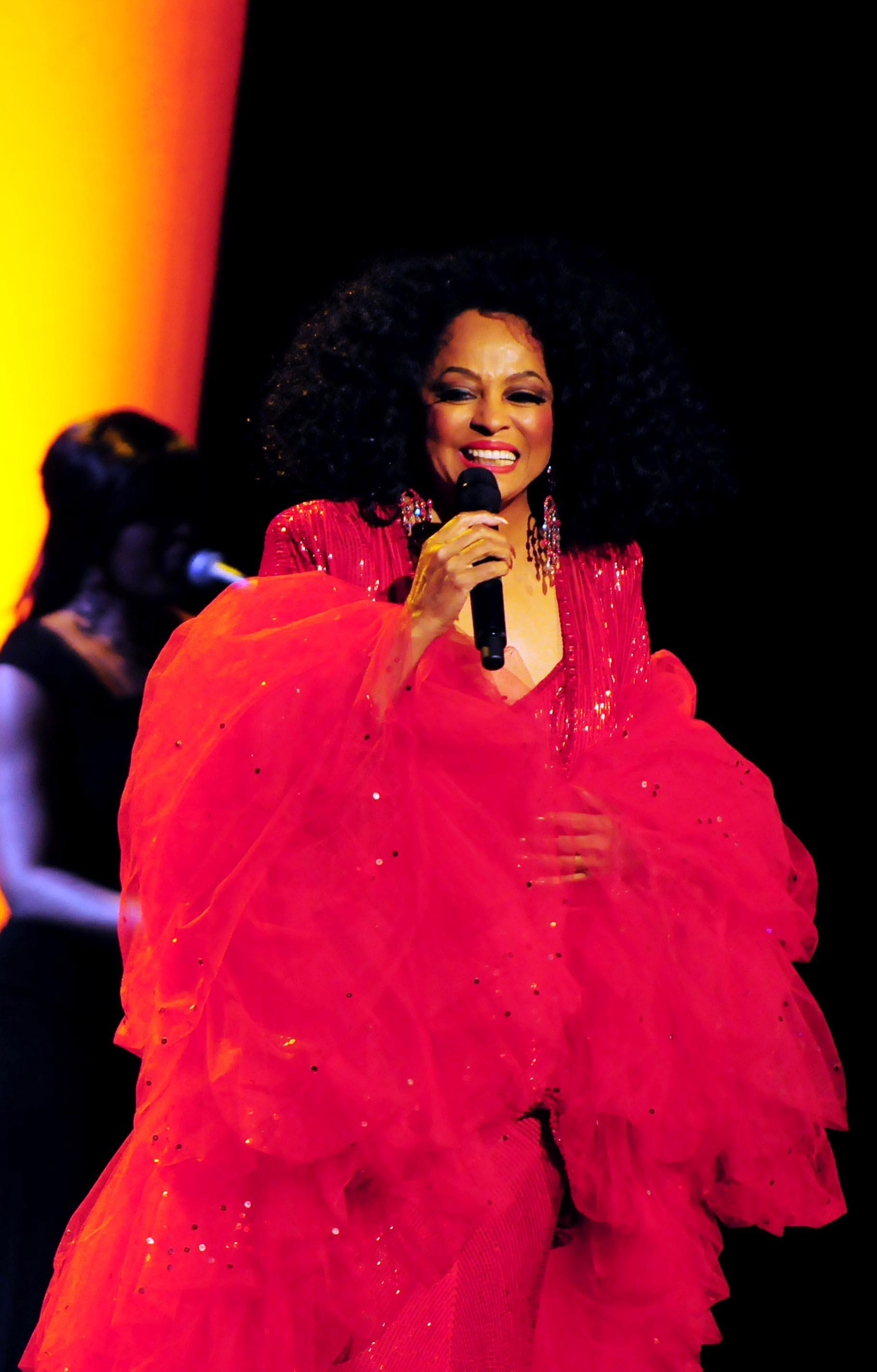 Diana Ross In Concert - November 21, 2010