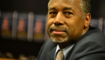 Ben Carson Book Signing at Barnes & Noble