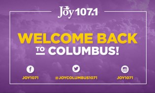 Joy 107.1 Graphics