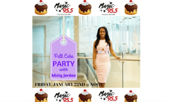 Misty Patti Cake Party