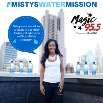 Misty's Water Mission 2016