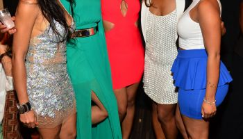 VH1 'Love And Hip Hop Atlanta' Premiere Party