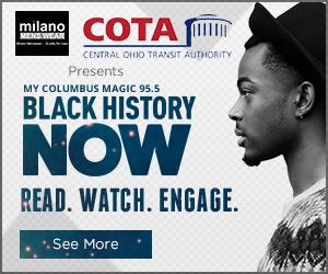 Black History Now Cota Milano's