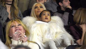 Kanye West Yeezy Season 3 - Front Row
