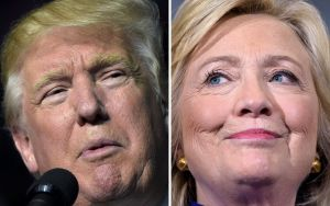 US-VOTE-POLL-TRUMP-CLINTON