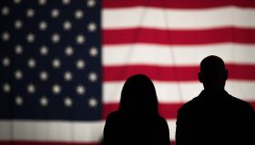 Candelight Vigil Held At Vietnam Veterans Memorial Ahead Of Rolling Thunder Weekend