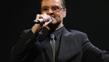 UK - George Michael Performs