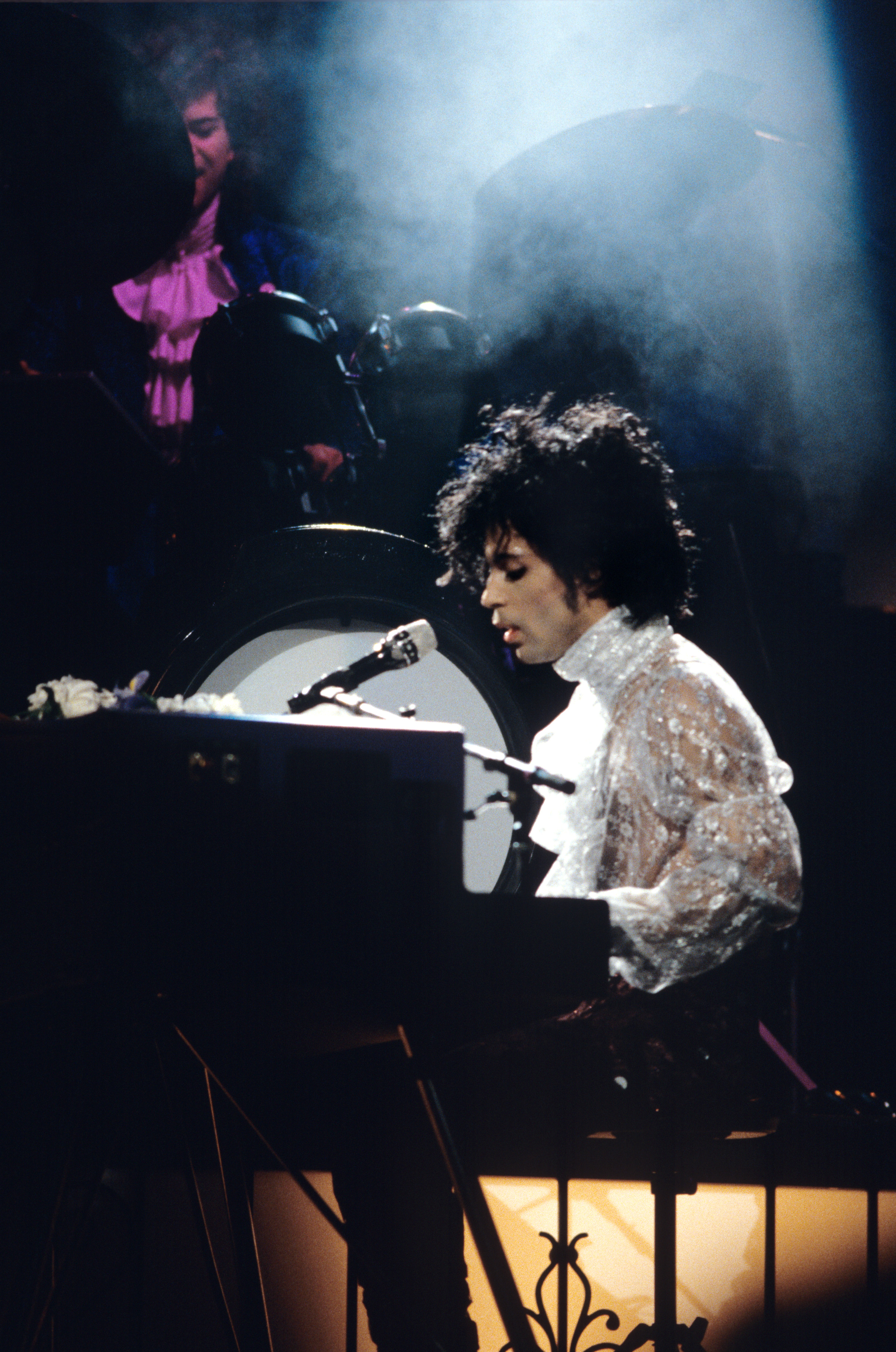 """Promoter Billy Sparks Reflects on Prince's """"Purple Rain"""" and Their Friendship"""