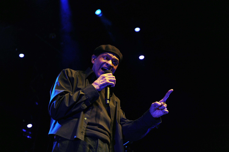 Al Jarreau, Dweezil Zappa and Erik Truffaz perform at Nice Jazz Festival 2010 - July, 19th