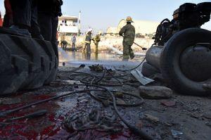 TOPSHOT-AFGHANISTAN-UNREST
