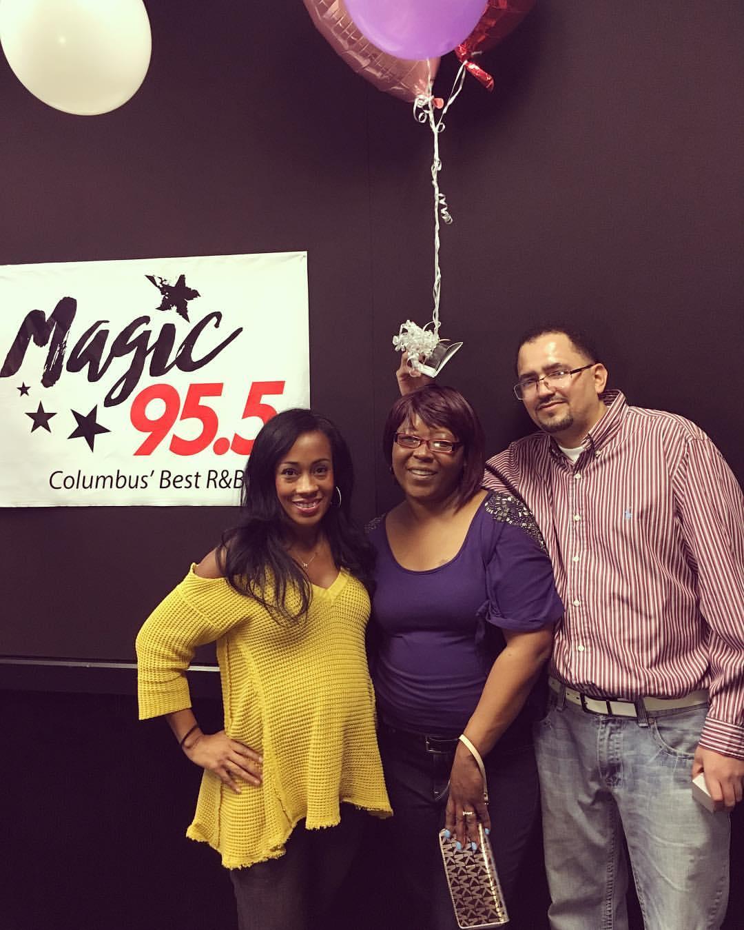 Magic 95.5 Surprise Proposal