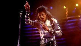Michael Jackson At The Rosemont Horizon
