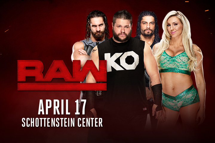 WWE Raw Columbus