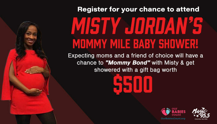 Misty's Mommy Mile Enter-to-win Contest