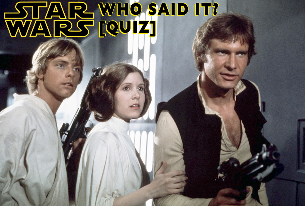 Star Wars Quiz Graphic