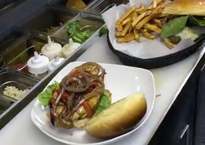Flavor 91 Burger
