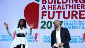 Former First Lady Michelle Obama Speaks At The Partnership for a Healthier America Summit