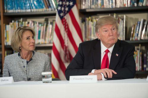 US-POLITICS-TRUMP-EDUCATION
