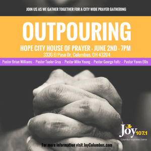 The outpouring