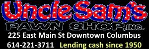Uncle Sams Logo