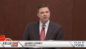 FBI Head Blames Increase In Violent Crime On Increased Scrutiny Of Cops