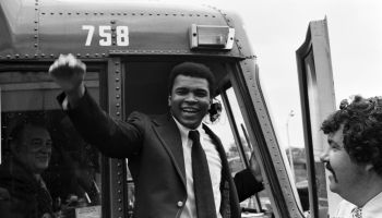 Muhammad Ali bus tour