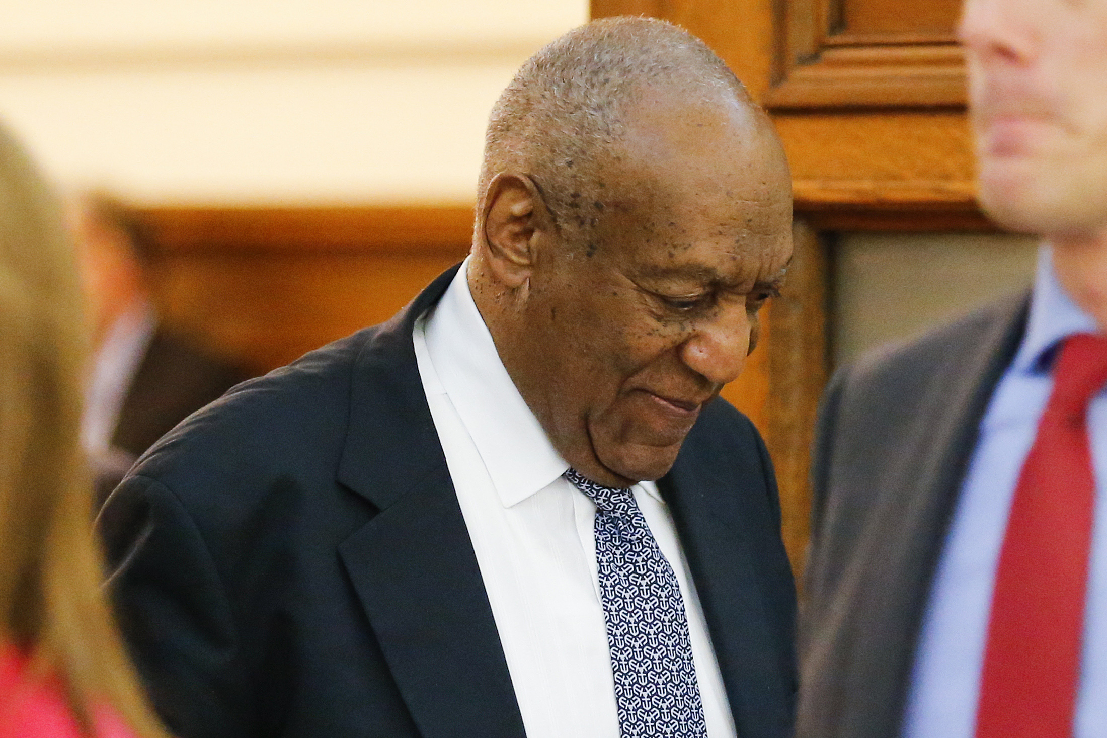 Bill Cosby On Trial On Three Aggravated Sexual Assault Charges