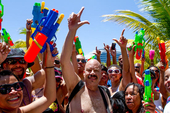 Tom Joyner Beach Party