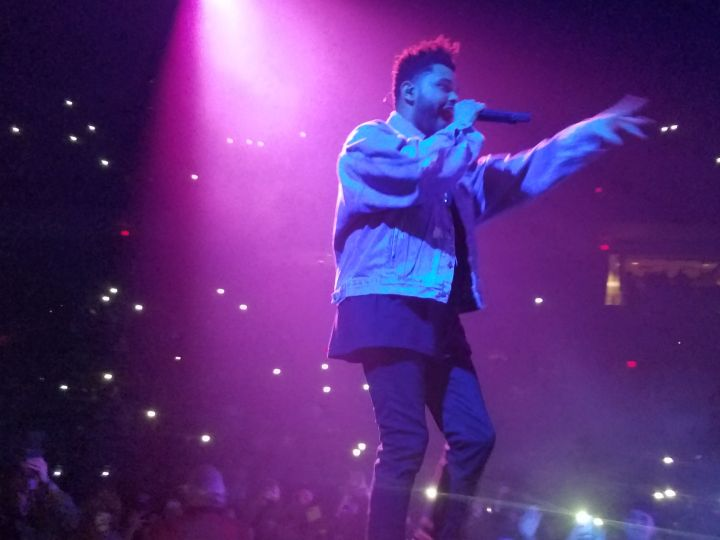 The Weeknd Starboy Tour
