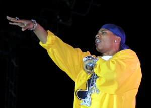 Nelly At Summer Jam 2001